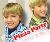 Zack and Cody Pizza Party