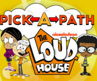 The Loud House Pick a Path