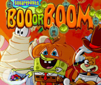 SpongeBob Boo or Boom