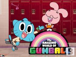 Enter the Amazing World of Gumball